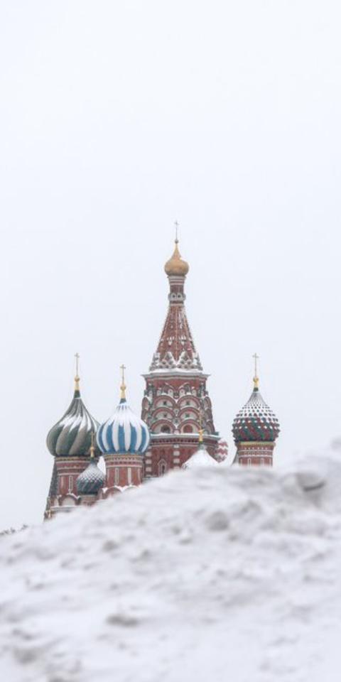 В Москву опять придет снегопад