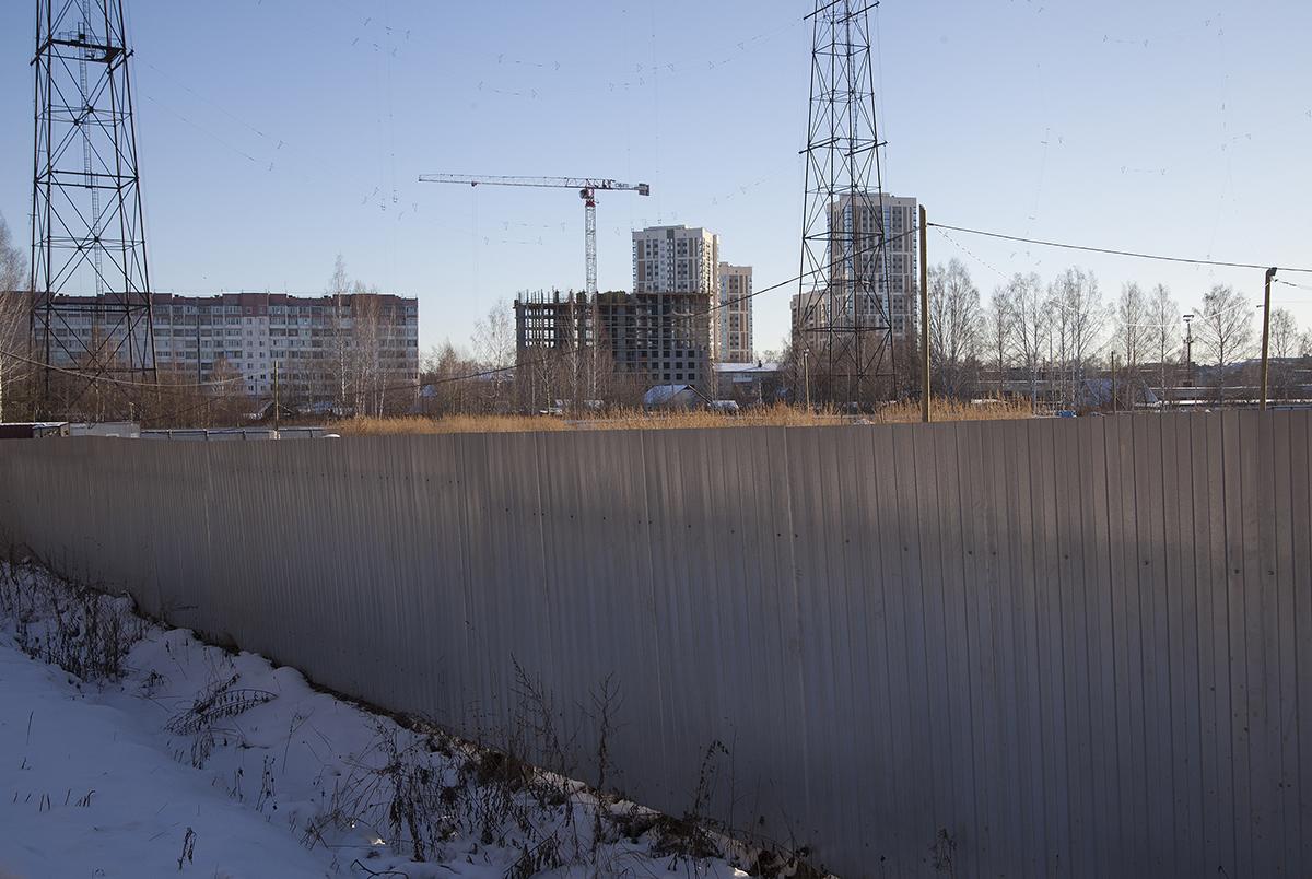 «Радиостанция»: КакЕкатеринбург растет всторону Верхней Пышмы
