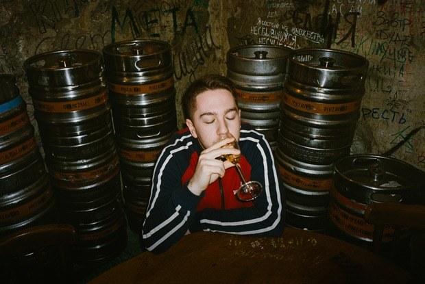 Молодые алкоголики