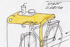 Идеи для города: Велокафе в Цюрихе