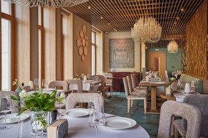 Ресторан Kano у Гребного канала, никкей-бар Tsunami Sushi& Cocktails наПатриках, итальянский ресторан-кино наПокровке
