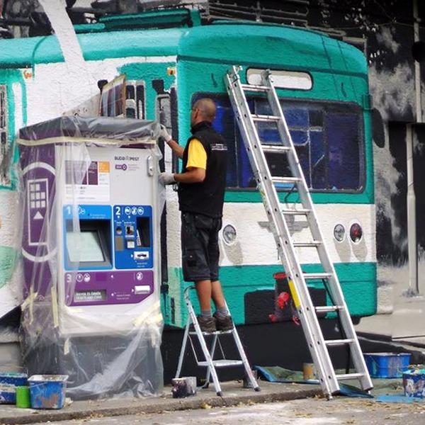 Граффити, изменившие улицы Колумбии, Франции, Турции иВенгрии