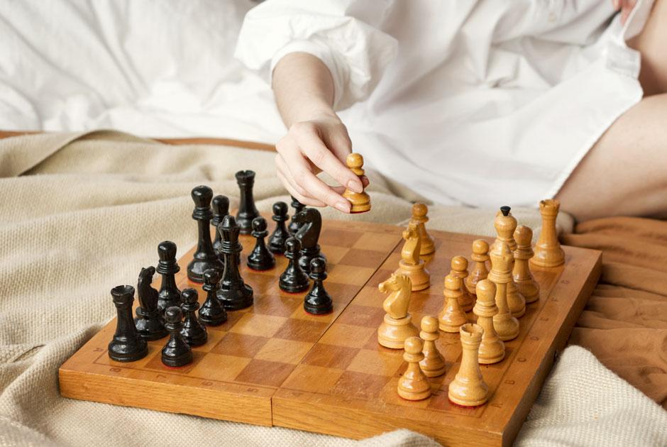 Как начать играть в шахматы, если вы в них никогда по-настоящему не играли