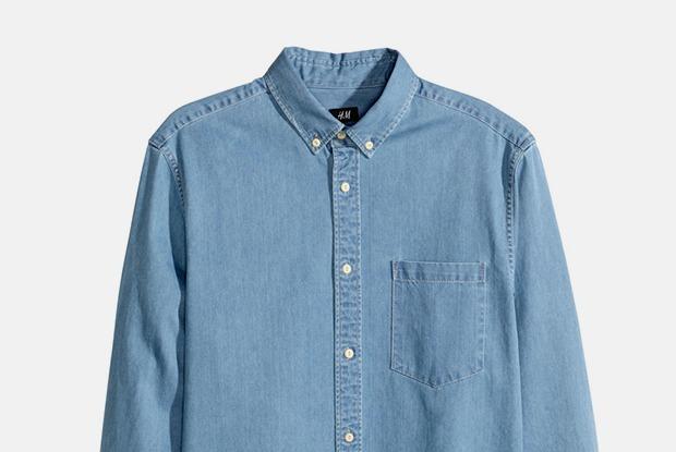 Деним: мужская одежда иаксессуары