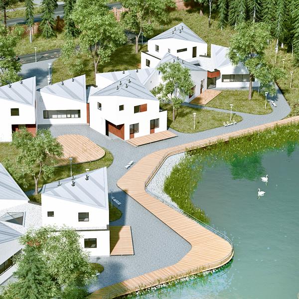 Архитектор Максим Батаев— про дома престарелых, где всё для людей