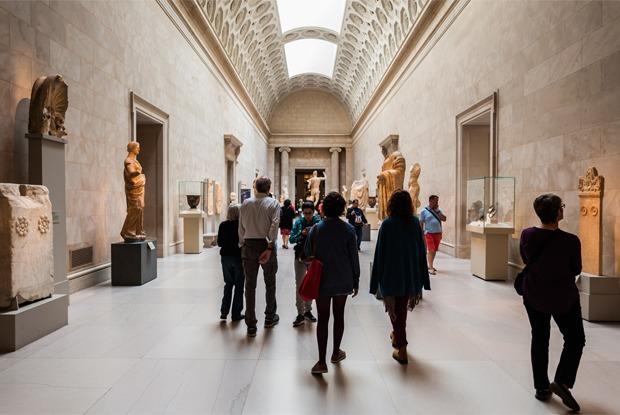 «Архитектура Эрмитажа недолжна подавлять»: Джеффри Дэйли— оправильном музейном дизайне