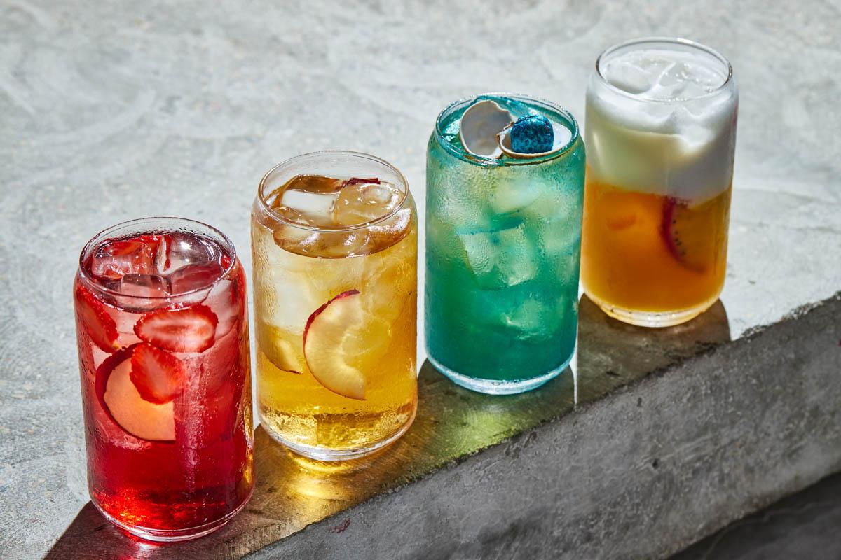 Где пить безалкогольные коктейли ивино вМоскве