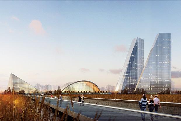 Какой будет Москва в 2035 году: 5главных городских проектов