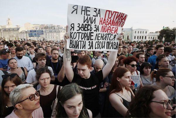 С чего начались протесты в Москве, зачем они нужны и опасно ли ходить на митинги