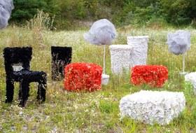 Безотходное производство: 6 марок мебели из мусора