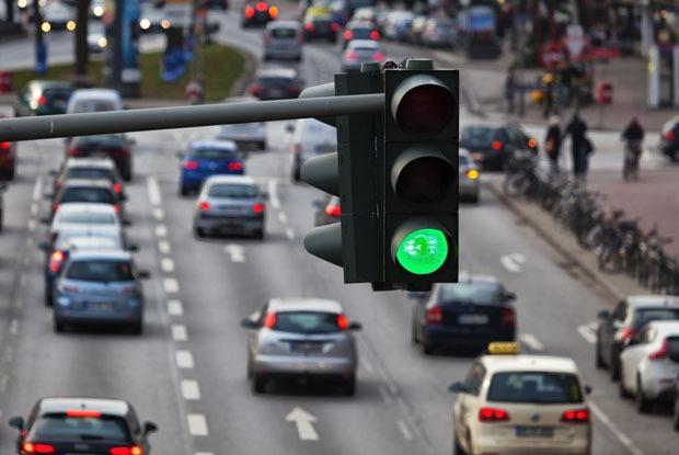 Спасут ли японские светофоры Москву отпробок