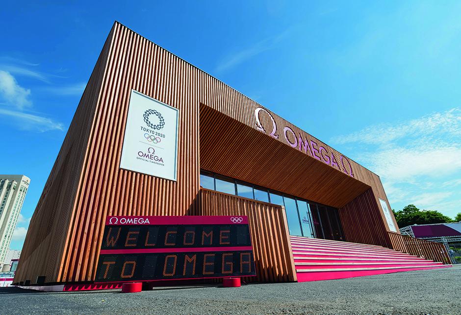 Время покажет: OMEGA — официальный хронометрист Олимпийских игр с 1932 года