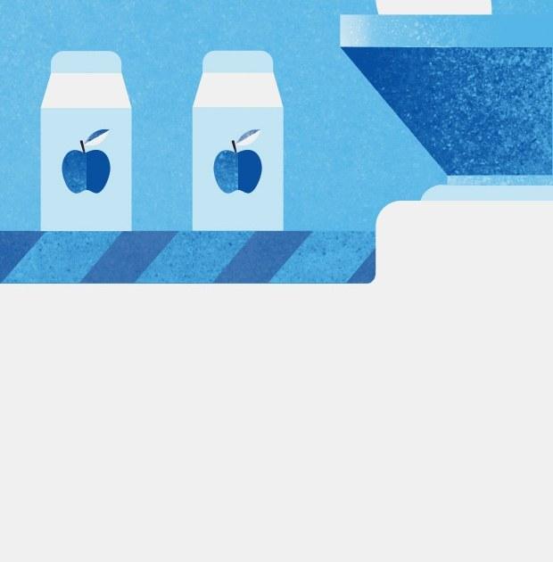 Как и изчего делают восстановленный сок?