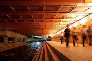 Иностранный опыт: Городские проекты под землёй