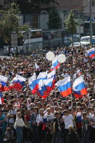 Кто неможет быть патриотом, помнению россиян