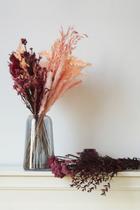 Студия Seche запустит онлайн-школу интерьерной флористики изсухоцветов