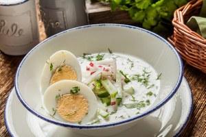 Почти салат: 3рецепта холодных супов