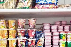 Все свои: Китайское кафе-склад в«Апрашке»