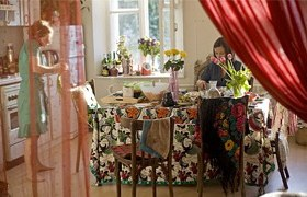 Квартира недели: Хитровский переулок
