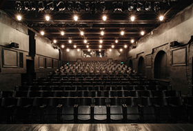 «Студия театрального искусства» вздании бывшей фабрики