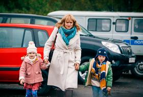 «Женщины — более ответственные люди»: Анна Пармас и Анна Михалкова — о «Давай разведемся!»
