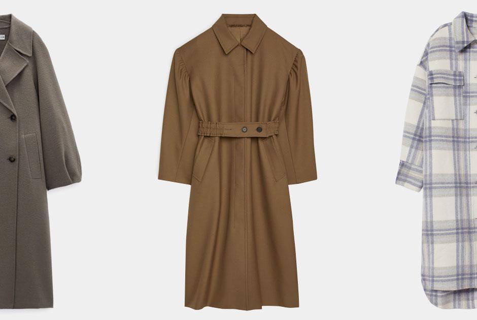 Уверенный плюс: 12 красивых пальто на весну