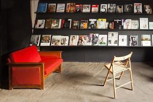 Интерьер недели (Петербург): Читальный зал Lebigmag
