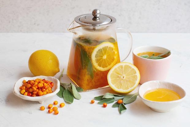 Чай без чая: 3рецепта горячих напитков