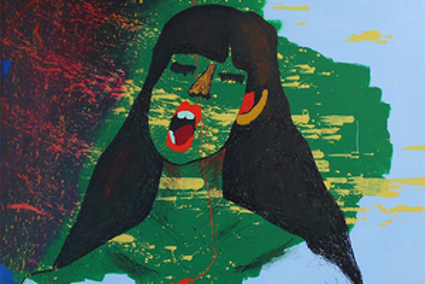 Поп-экспрессионизм: О чем рассказывает выставка «Фрагменты толпы» в Ельцин Центре