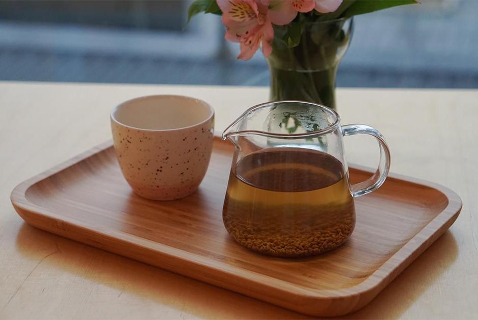 Безкофеина: Где пить гречишный чай вЕкатеринбурге