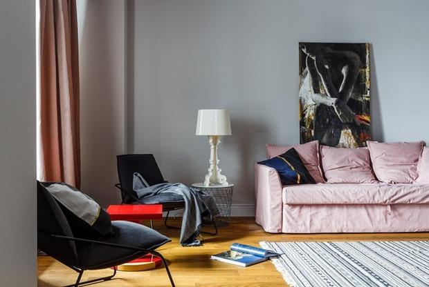 Квартира-студия в Краснодаре