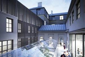 Европейский университет: 4 проекта реконструкции