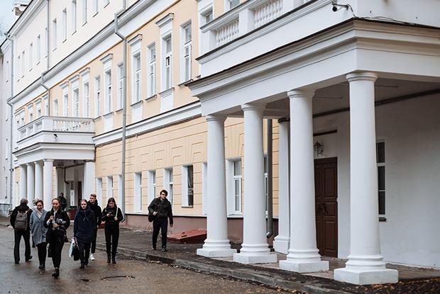 Я работаю в Нижегородской консерватории