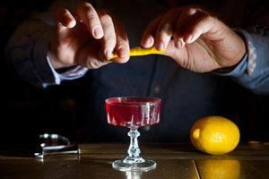 Бухучёт: Выдержанные коктейли