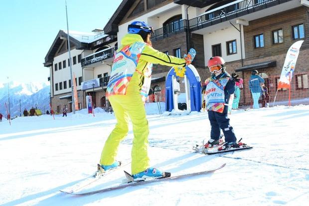 «Горные лыжи помогают в борьбе с ДЦП и синдромом Дауна» — Наталья Белоголовцева