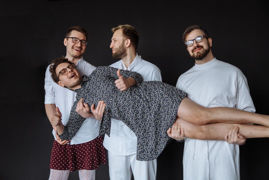 Секс, эмо ивзросление нановом альбоме «Зарницы»