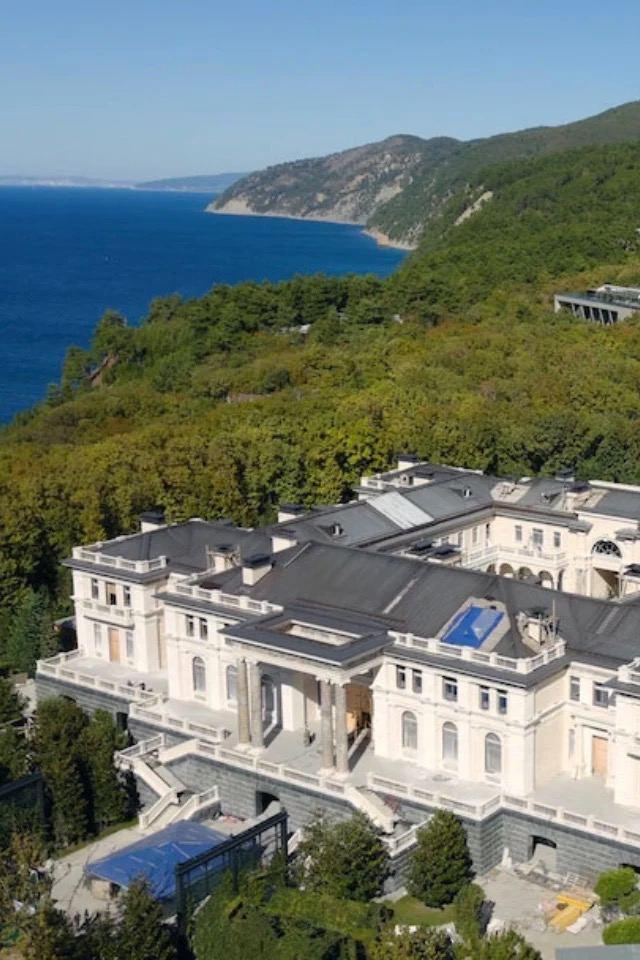 Идеи поиспользованию дворца вГеленджике израсследования Алексея Навального