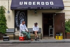 Бар Underdog: Новая точка притяжения Покровки — Маросейки