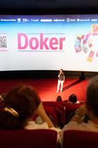 ВМоскве открылся международный кинофестиваль «Докер»