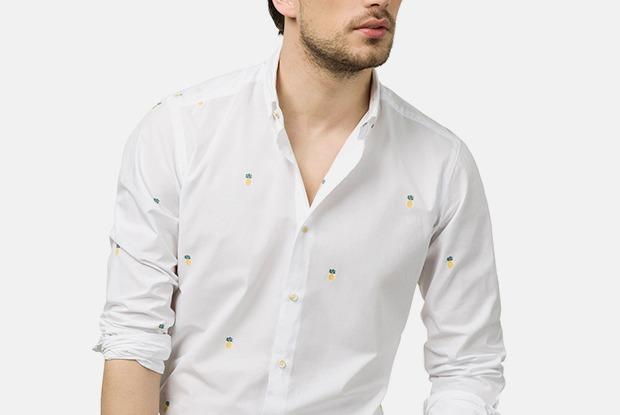 Где купить мужскую рубашку: 6вариантов от1 600 до7 000 рублей