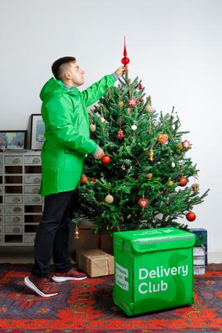 Delivery Club будет доставлять «Елки отВарламова»