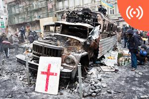 События в Киеве: 23 января