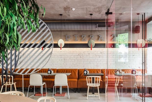 Два итальянских ресторана на«Китай-городе», «Свинья ироза» иFalafel Bro