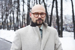 Внешний вид: ДмитрийРогожкин, совладелец компании
