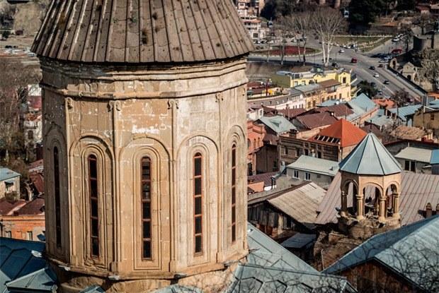 Как Петербург полюбил Грузию: Еда, мода, культура иязык