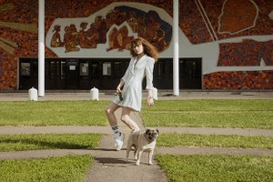 Лиза Громова— охоре, «Озерах» идебютном альбоме