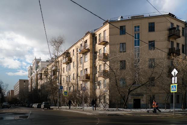 Спасти и сохранить: Нуженли Москве квартал «Погодинская»