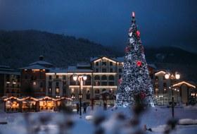 Новогодние программы в сочинских отелях