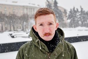 Внешний вид: Сергей Смирнов, диджей