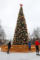 С 27 ноября в московских парках заработают катки